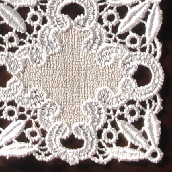 plauener spitze tischl ufer pillnitz breite 40 cm l nge 245 cm creme beige stickerei. Black Bedroom Furniture Sets. Home Design Ideas