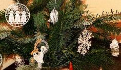 Anhänger & Fensterbilder Weihnachten