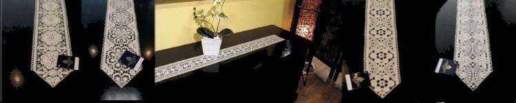 Tischbänder & Kissen