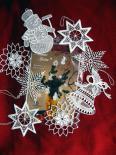 Weihnachtsset 8-teilig im Beutel