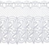 Gardine Design 68376 60 cm | Weiß