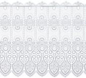 Gardine Design 68450 49 cm