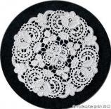 Design Dresden - 15 cm rund Weiß