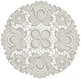 Design Plauen - 22 cm rund