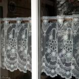 Design 66804 - Florentiner Gardine 43 cm