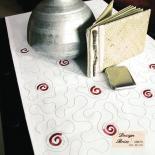 Design Brise - 50 x 150 cm eckig