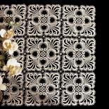 Tischdecke Nizza Guipure-Spitze klein | 48x48 cm