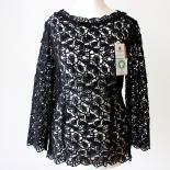 Shirt Raphaela in Schwarz