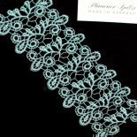 Breites Armband Viviana - Türkis