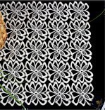 Tischläufer Turin | Breite 38 cm | Länge