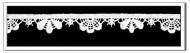 Spitzen-Borte B01 in Creme, 2 cm breit