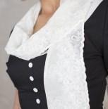 Schal Georgia - Weiß