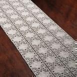 Tischläufer Pillnitz | Breite 31 cm | Länge 62 cm | Creme