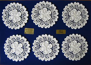 Gläserset Design 63240 - 6 St. Weiß