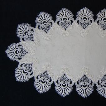 Design Würzburg - 45 x 85 cm oval