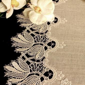 Design Bordeaux - 45 x 78 cm eckig