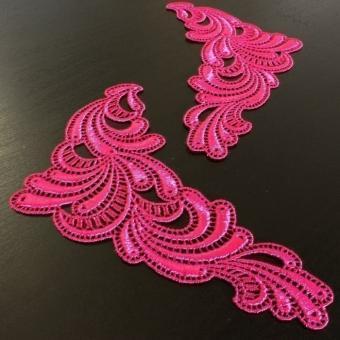 Motivpaar 3262 - Pink