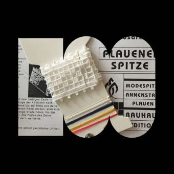 DIY-Set zum selber Sticken | Bauhaus-Armband