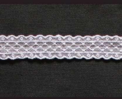 Borte aus Bio-Baumwolle Design 69596 - weiss