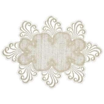 Design Nizza - 25 x 45 cm oval