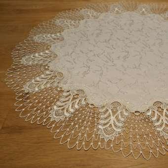 Tischdecke Design Oslo - 60 cm rund