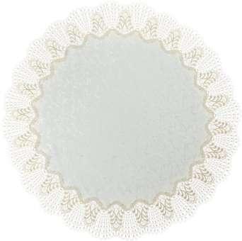 Tischdecke Design Oslo - 65 cm rund