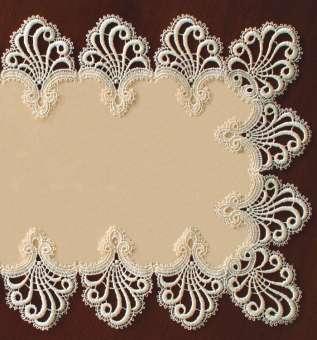 Design Nizza - 33 x 180 cm eckig