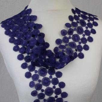 Schal Audrey - Ultra Violet (Flieder)