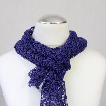 Stola Viviana - Ultra Violet (Flieder)