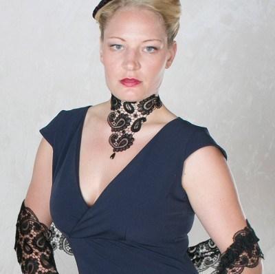 Collier Kate - Schwarz