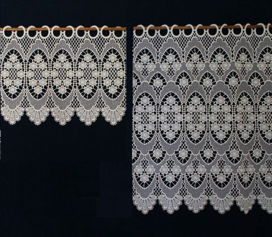 Scheibengardine Spitze Design 68109