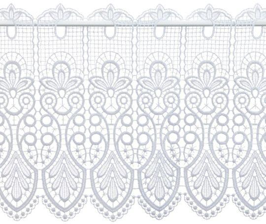 Scheibengardine Spitze Design 68450 35 cm