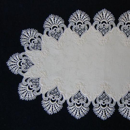 Design Würzburg - 28 x 50 cm oval