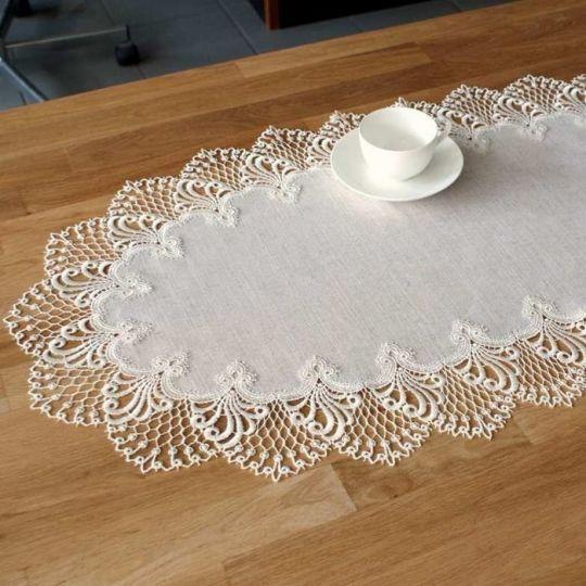 Design Nizza - 150 x 280 cm oval
