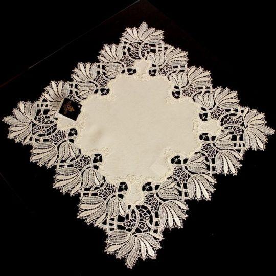 Design Bordeaux - 45 x 45 cm eckig