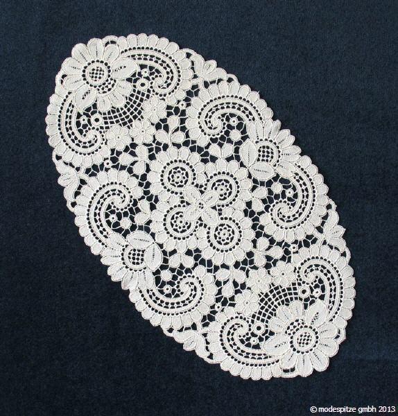 Design Dresden - 25 x 45 cm oval