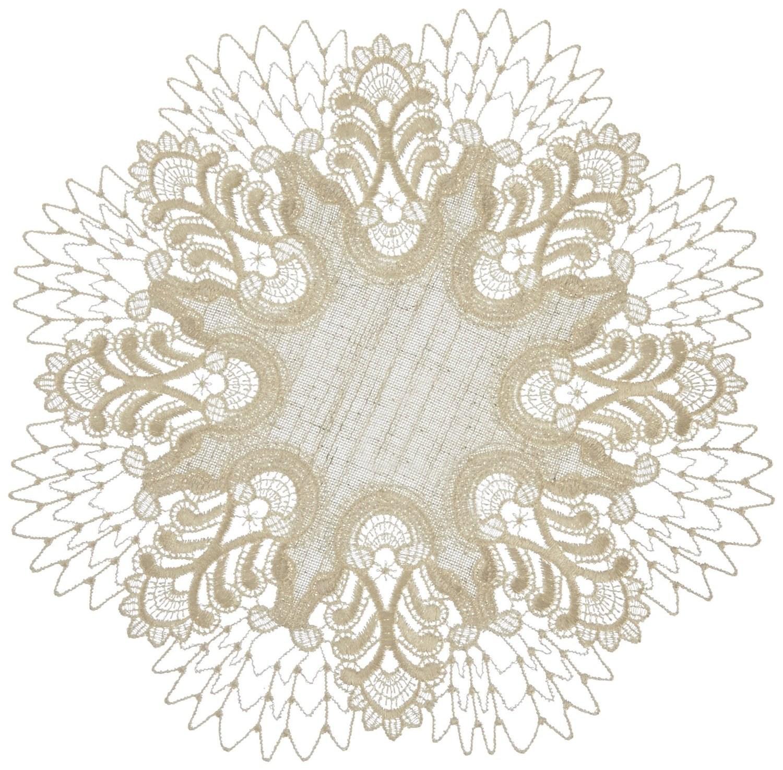 tischdecke design oslo 65 cm rund vogtlandleinen l jetzt kaufen. Black Bedroom Furniture Sets. Home Design Ideas